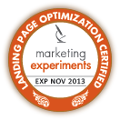 Certified in Landing Page Optimization