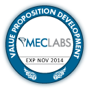 Certified in Value Proposition Development